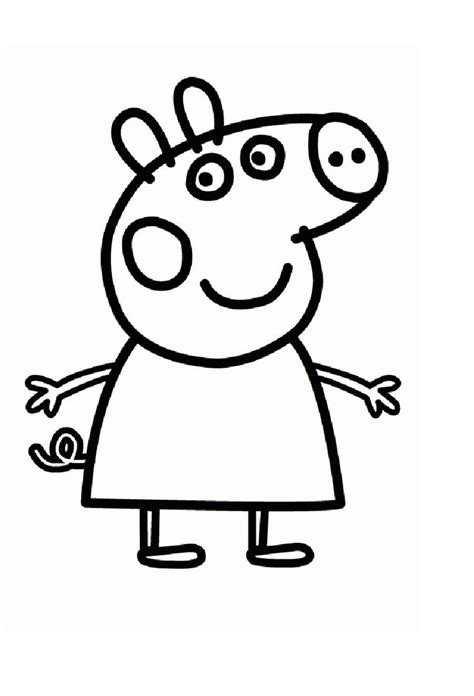 momjunction peppa pig coloring pages pepa pig moldes pinterest coloring peppa pig and dibujo