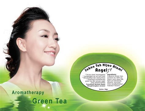 Sabun Green Tea welcome to kosmetik