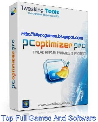 free full version pc optimizer software pc optimizer pro 6 4 2 4 portable free download full