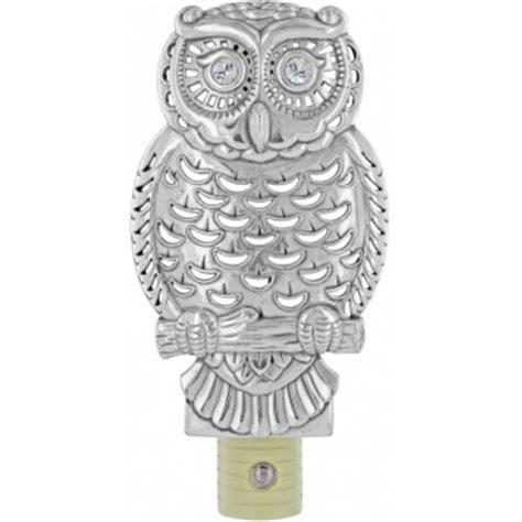 wise and wired owl l night light home decor night owl night light illuminations