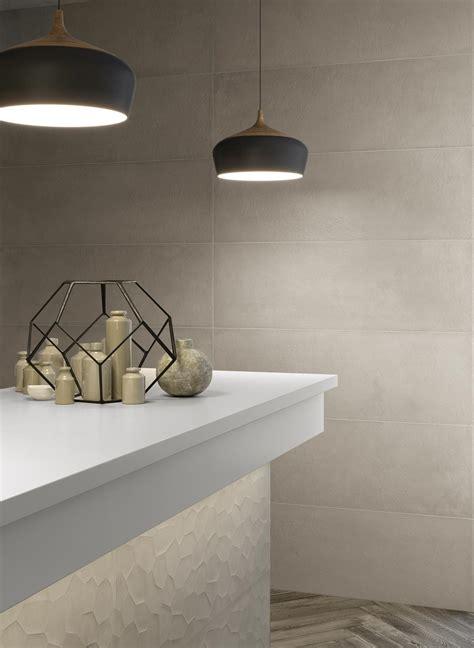 Fliese Cemento by Collezione Terracruda Rivestimento Effetto Cemento Ragno