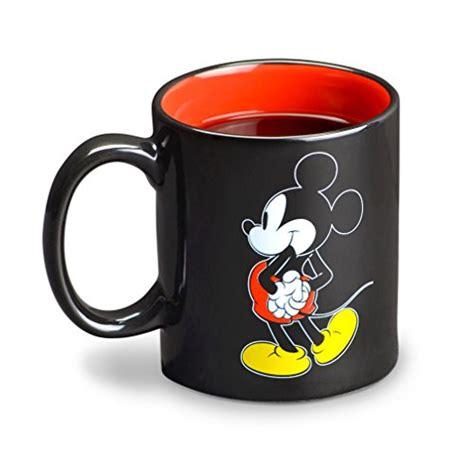 Mug Keramik Tema Mickey Mouse disney mickey mouse mug warmer black import it all