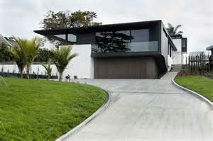 home design nz sophisticated modern green home design in auckland