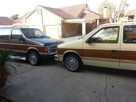 1985 dodge caravan 1985 dodge caravan information and photos momentcar