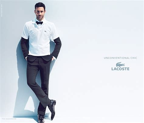 noah mills lacoste noah mills for lacoste spring summer 2011 caign