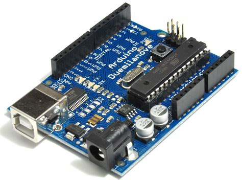 Arduino Duemlanove arduino wireless building automation