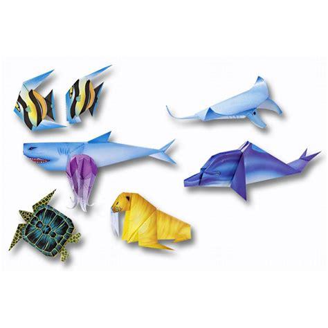Origami Sets - origami onderwaterwereld set de origami webshop