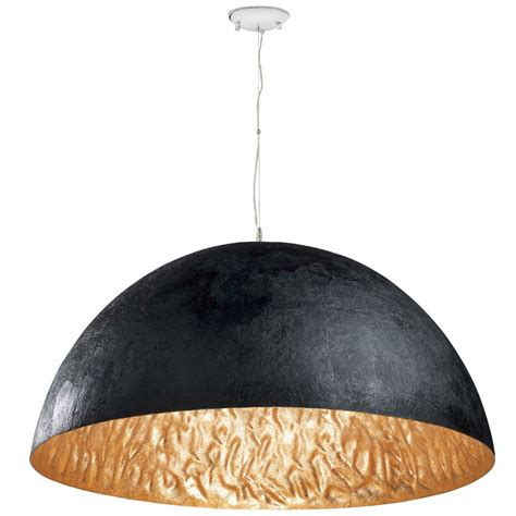 lustres suspension lustre pille noir maison design wiblia