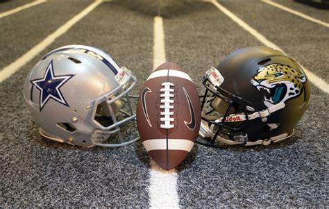 jaguars vs cowboys 2014 nfl staff predictions dallas cowboys vs jacksonville jaguars