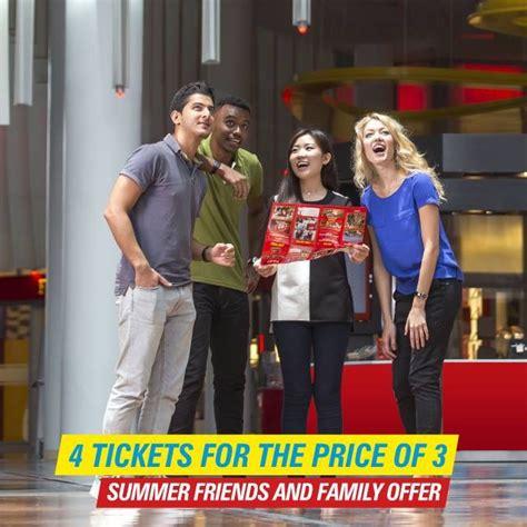 Ferrari World Discount by Ferrari World Abu Dhabi Family Friends Offer