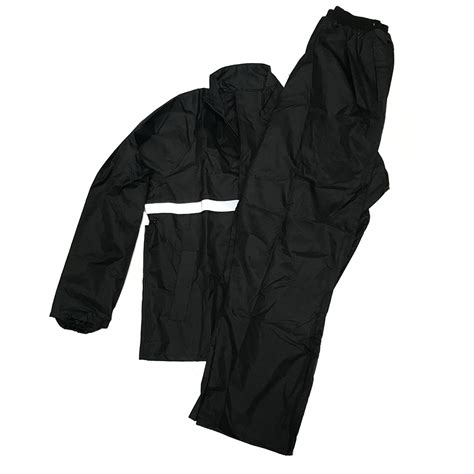 motorcycle rain suit motorcycle rain suit two piece large
