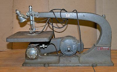 Delta Rockwell 40 44c Cast Iron Scroll Saw 24 Quot Industrial