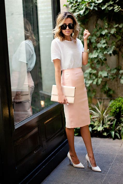 summer chic style business casual