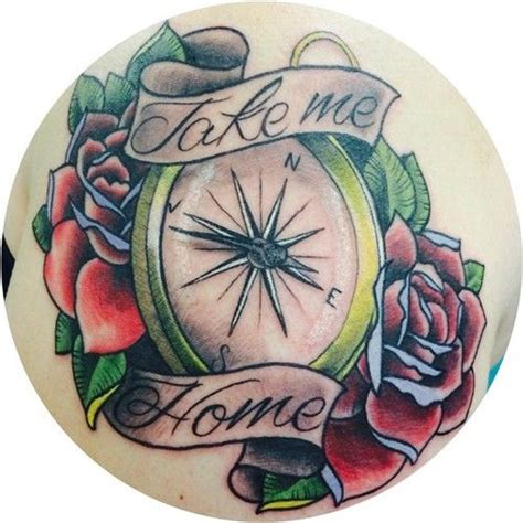 compass tattoo take me home 21 best ethan pease tattooer images on pinterest 13