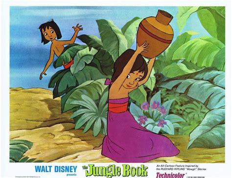 walt disneys the jungle walt disney the jungle book 1967 lobby cards and movie posters
