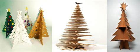rbol de navidad reciclado manualidades recopilamos algunos de los mejores 225 rboles de navidad de cart 243 n reciclado ecoembes amarillo