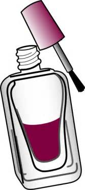 White Bug In Bathroom - nail polish wine clip art at clker com vector clip art online royalty free amp public domain