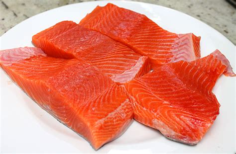 Fresh Trouth Salmon Fillet 400gr trout kirimi