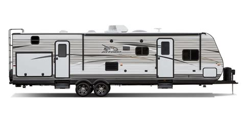 Park Model Travel Trailer Floor Plans by 2017 Jay Flight Travel Trailer Jayco Inc