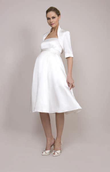 Hochzeitskleid Schwanger by Brautmode F 252 R Schwangere Foreverly Magazin