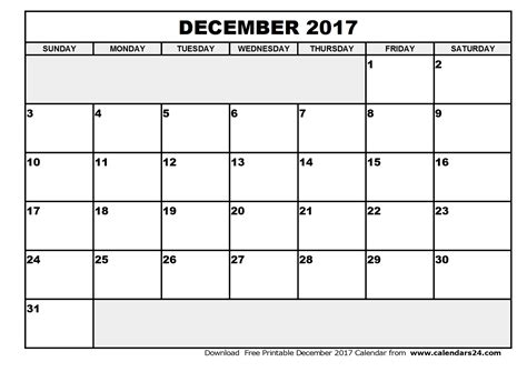 Calendar December 2017 January 2018 Excel December 2017 Calendar Weekly Calendar Template