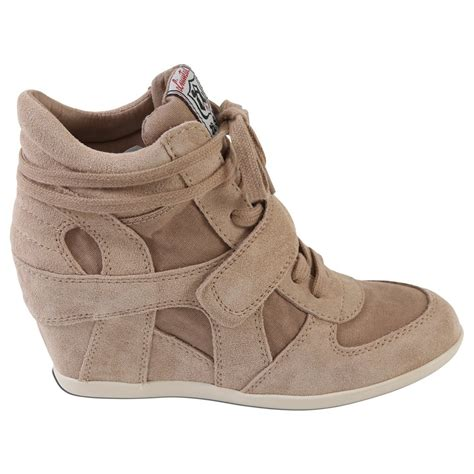 ash shoes buy ash footwear bowie calf suede black ash footwear