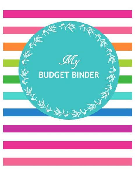 82 best images about free budget printables on pinterest