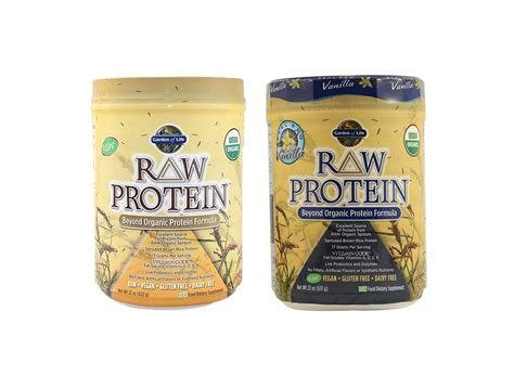 Garden Of Brown Rice Protein Powder Diet And Toning Protein Shake