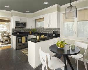 Kitchen Wall Paint Color Ideas With White Cabinets Best Grey Wall Kitchen Ideas 6934 Baytownkitchen