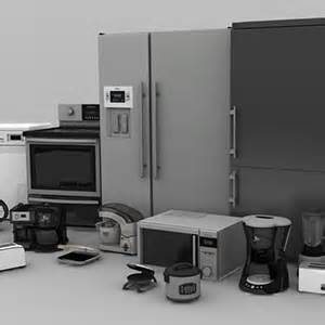 Best Way To Pack Kitchen Appliances by 3d Kitchen Appliance Pack For Daz Studio And Poser