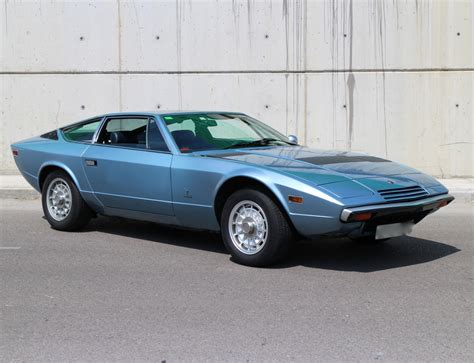 1975 Maserati Khamsin Photos Informations Articles