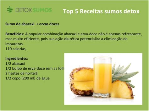 Best Detox In M Per Pt by Sumos Detox As Top 5 Receitas De Sumos Detox Detoxsumos