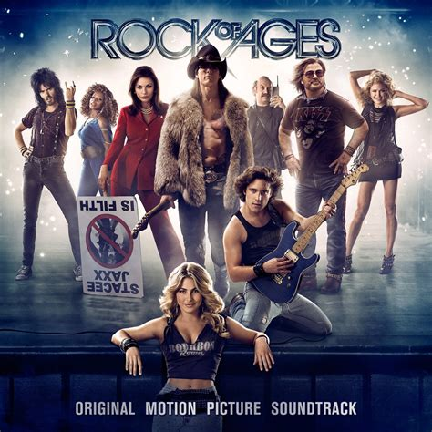 rock soundtrack mr will w pop maven preview the quot rock of ages quot original