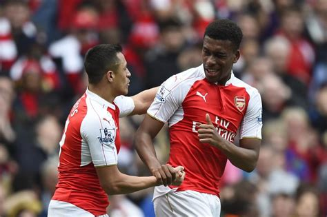 arsenal today arsenal s new star alex iwobi s impressive game by