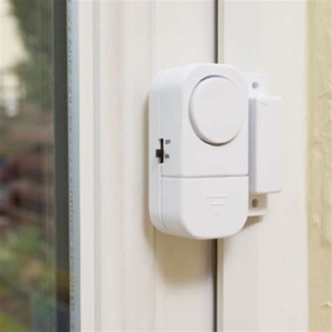 door window wireless alarm protect yourself your