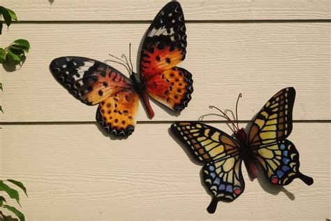 Garden Metal Wall Butterfly 28 Images Wall Designs Butterfly Garden Wall