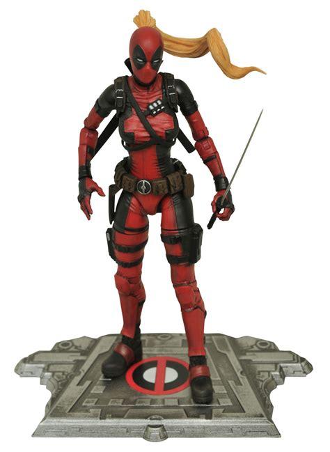 deadpool toys marvel select deadpool figure headpool revealed marvel news