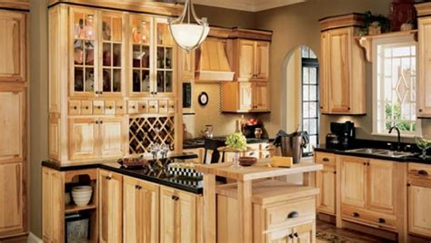 hickory kitchen cabinet hickory cabinet granite countertops dark brown hairs