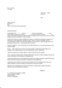 Modeles De Lettre Juge Des Tutelles Tutelle Curatelle Mod 232 Les De Lettres Demande Par Le Tuteur De Remise Gracieuse Pour Loyers