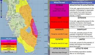 weather service to provide map of hazards you ll in a