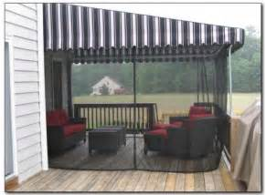 netting curtains patio how to screen a deck gallery  of  patio mosquito curtains moneter