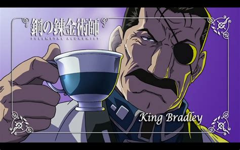 Fullmetal Alchemist Kink Meme - wrath alias king bradley by insanepiece on deviantart