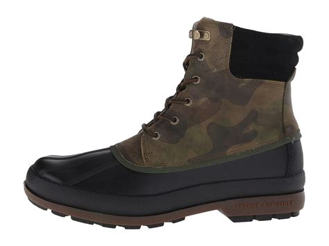 sperry cold bay boot sperry top sider cold bay boot in green for camo