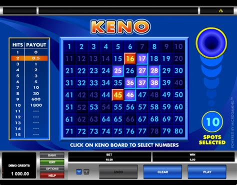 Play Keno Online Win Real Money - play keno free online play keno australia