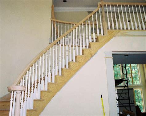 Wood Stair Balusters Balusters Stair Design