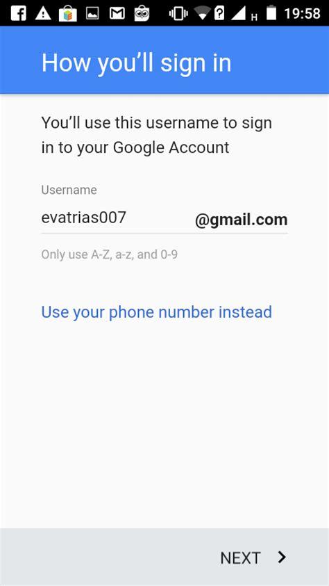 cara membuat akun gmail tanpa verifikasi hp cara buat akun gmail carapedi indonesia