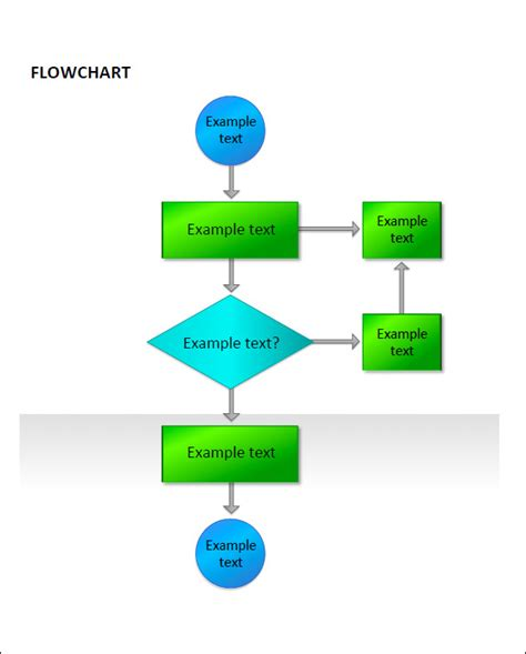 free flow charts templates flow chart free free flow chart templates free
