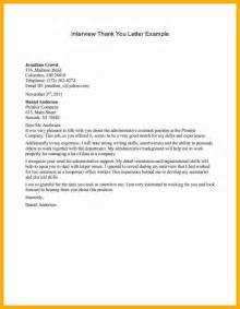10 sample interview thank you letter data analyst resumes