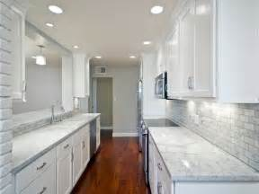 white galley kitchen ideas galley kitchen remodeling ideas kitchen cabinets and