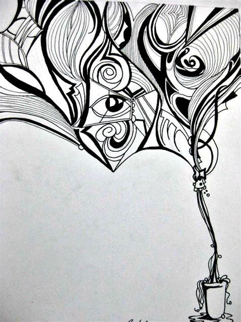 abstract doodle ideas abstract drawing ideas www pixshark images